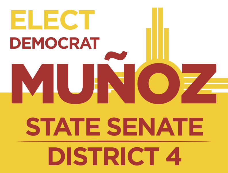 New Mexico State Senator George Munoz